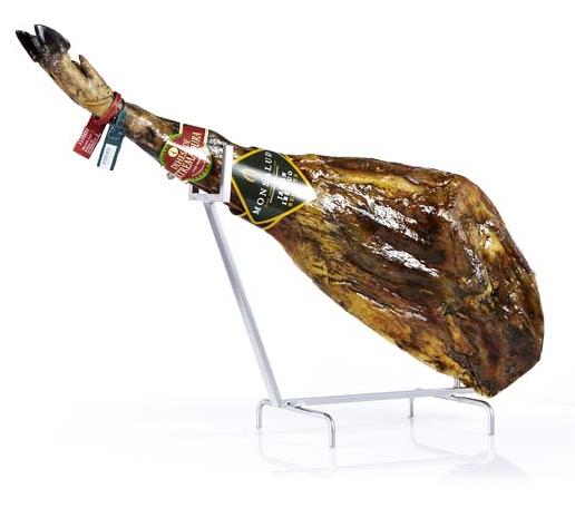 Il prosciutto Pata Negra Bellota di Monsalud