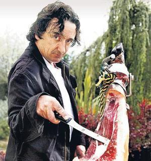 Florencio Sanchidrián, maestro 'jamonero'